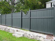 Related Image Wood Fence Backyard Fences Vinyl Fence
