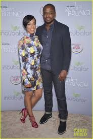 Psych's Dule Hill Is Engaged to Jazmyn Simon!: Photo 3888786 ...