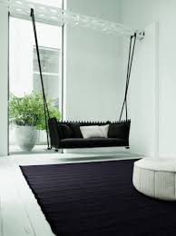 hanging couch hanging furniture
