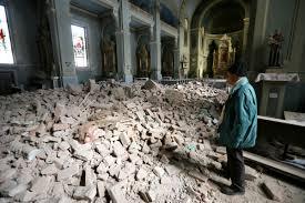 Croatia quake injures 17 amid partial ...