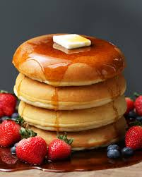 Fluffy Pancakes Recipe by Tasty