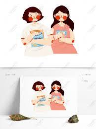 Lovepik صورة Psd 732379987 Id الرسومات بحث صور صديقات الكرتون