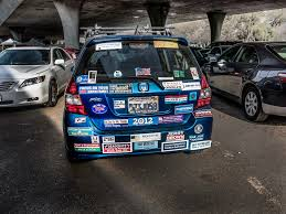 Bumper Stickers Archaeology And Material Culture