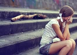 صور بنات حزينات فتاة جميلة حزينة اروع روعه