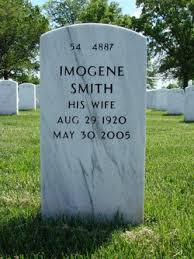 Imogene Smith Mitchell (1920-2005) - Find A Grave Memorial