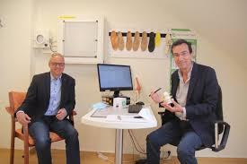 Neue Orthopädie-Praxis eröffnet im Ärztehaus - nw.de