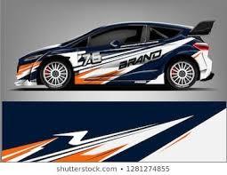 Ahnliche Bilder Stockfotos Und Vektorgrafiken Von Racing Hatchback Car Wrap Decal And Sticker Design Vector Eps 10 Format 1208712061 Artofit
