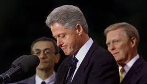 Twenty years later Bill Clinton's impeachment in historical ...