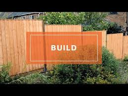 Build How To Install Garden Fencing Youtube