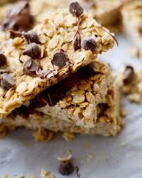 no bake granola bars with coconut oil