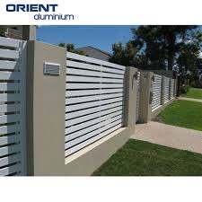 Aluminium Horizontal Fence Panels Buy Fence Panels Horizontal Fence Panels Supplier Horizontal Fence Panels Factory Product On Alibaba Com