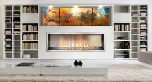 slim line gas gas fireplaces