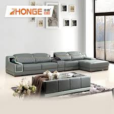 l shaped living room sofa set modern