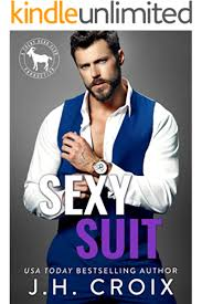 Sexy Suit: A Hero Club Novel eBook: Croix, J.H., Club, Hero: Amazon.com.au:  Kindle Store