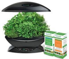 aerogarden 7 with gourmet herb grow