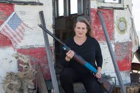 Lara Cullinane Smith, The Liberal Gun Club National Spokesperson : Gun  Freedom Radio