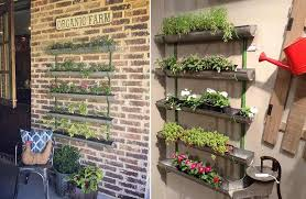 wall mounted planters indoor wall