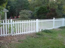 Veranda Glendale 4 Ft X 8 Ft Spaced Picket Vinyl Fence Panel With Dog Ear Pickets Unassembled 152811 At The Hom Vinyl Fence Vinyl Fence Panels Fence Panels