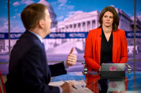 Why is Kasie DC ending? MSNBC viewers disappointed as Kasie Hunt-presented  show airs for the final time – HITC