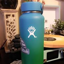 Hydro Flask 40 Oz Tumbler Bottle Wide Mouth With Depop