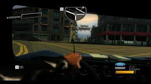 gameplay free roam race ford gt
