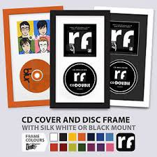 cd frame cover disc 039 double