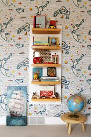 Kids Room Storage Solutions Wall Mounted Kidspace Interiors
