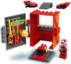 LEGO 71714 Kai Avatar – Arcade Pod NINJAGO – BrickBuilder ...