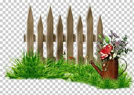 Fence Garden Flower Fence Pattern Png Clipart Free Cliparts Uihere