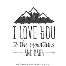 Image result for back to mountain pic