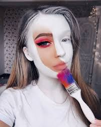 i discovered my true pion was makeup