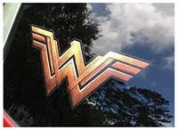 New Wonder Woman Logo Decal Vinyl Car Window Sticker Any Size Wish