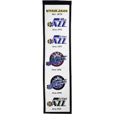 Utah Jazz Wall Signs Framed Art Jazz Street Signs Lids Com