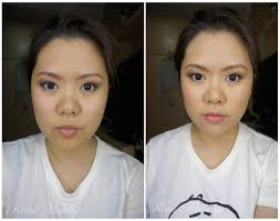highlight contour and blush kirei makeup