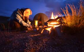 Phoebe Smith, the wild camping adventurer