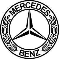 Custom Mercedes Benz Decals And Mercedes Benz Stickers Any Size Color