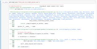 python pandas read csv load data from