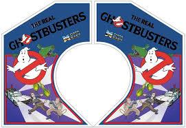 Ghostbusters Side Art Decals Escape Pod Online