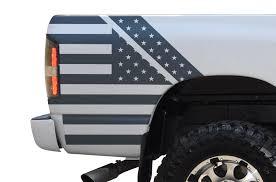 Dodge Ram 1500 2500 2002 2008 Custom Vinyl Decal Kit American Flag Factory Crafts