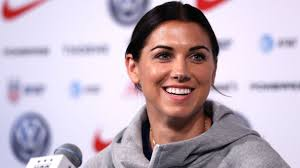 Women's World Cup: Alex Morgan is happy and healthy and ready to lead the  U.S. to another title - Los Angeles Times