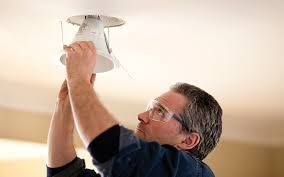 how to install recessed lighting on