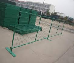 Purchasing Canada Temporary Fence In March Expo