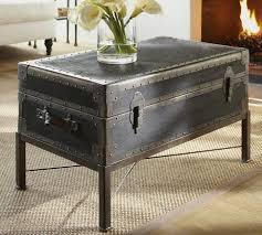 ludlow trunk coffee table coffee