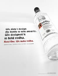 Ketel One - Maria Salvador Smith | Copywriter/ACD