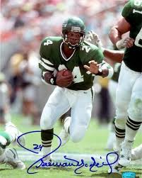Sports Card & Collectibles Show - NY JETS GREATS: WESLEY WALKER ...