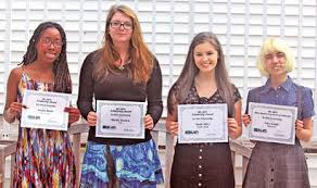 Students recognized for achievements during scholarship reception ...