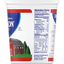 plain whole milk yogurt 32oz quart tub