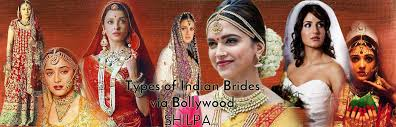 iconic indian bollywood bridal dresses