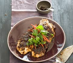 Asian-Style Snapper - Monday Morning ...