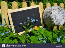 Garden Fence High Resolution Stock Photography And Images Alamy